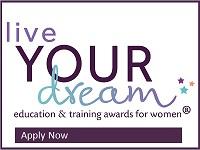 Live your dreams logo